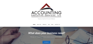 Accounting Executive Serives home