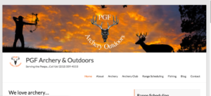 PGF Archery Home